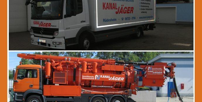 Kanal Jäger GmbH – Rohrreinigung in Rüdesheim am Rhein, Wiesbaden, Mainz