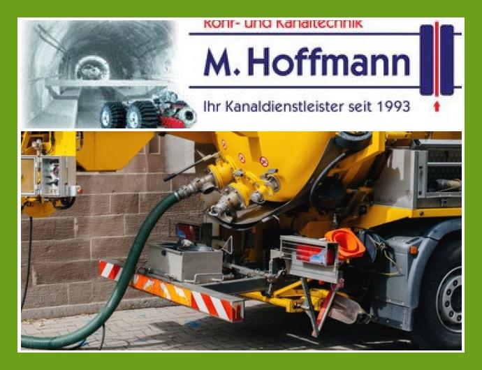 Rohr- und Kanaltechnik M. Hoffmann Rohrreinigung  Holzwickede, Unna, Dortmund, Schwerte